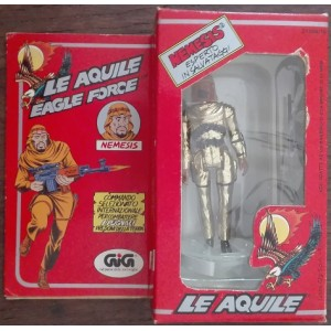 Mego Eagle Force personaggio Nemesis 1981