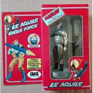 Mego Eagle Force personaggio Harley 1981
