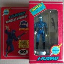 Mego Eagle Force personaggio Savitar 1981