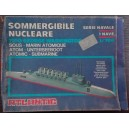 Atlantic 476 serie navale sommergibile nucleare 1/700