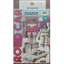 Mark Robo Car Soarer transformers Japan 1984