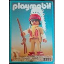 Playmobil 3395 capo indiano 1991