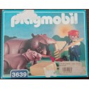 Playmobil 3639 Zoo ippotami 1993