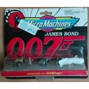 Micro Machines 007 James Bond Collezione 3 Goldfinger 1995