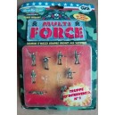 Micro Machines Multi Force soldatini Truppe d'intervento n. 1 1997