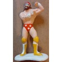 WWF personaggio miniatura PVC Macho Man Randy Savage 1990