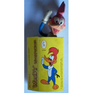 Walter Lantz bendable Woody Woodpecker figure