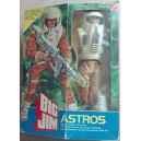 Mattel Big Jim personaggio Astros 1984