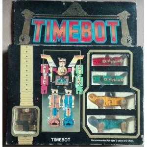 Oldtoys on line voltron timebot golion leoni orologio
