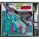 Transformers Kingdom 06 Vary BO series Jet Robo F-15 eagle 1983