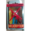 Diecast Metal Mr-Machinerobot Helicopter Transformers elicottero