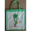 Holly Hobbie borsa shopper vintage Auguri di Mondadori marrone
