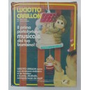 Hasbro Luciotto Carillon Gloworm 1987