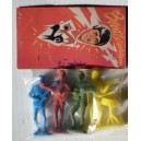 The Beatles Beatlemania figures vintage