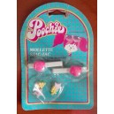 Mattel Poochie hair accessories set 1986