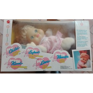 Mattel bambola My Love Bebè My Child Baby bionda 1987