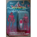 Mattel Voltron personaggio Doom Commander 1984