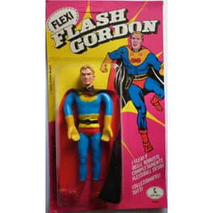 Personaggio Flash Gordon flessibile