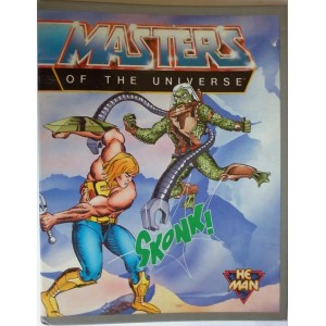Motu Masters of the Universe quaderno ad anelli