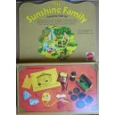 Famiglia Felice Sunshine Family Camping Craft Kit