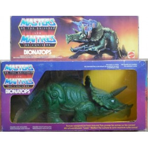 Motu Masters of the Universe Bionatops 1987