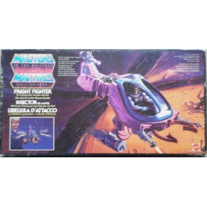 Motu Masters of the Universe Fright Fighter Libellula d'Attacco 1985