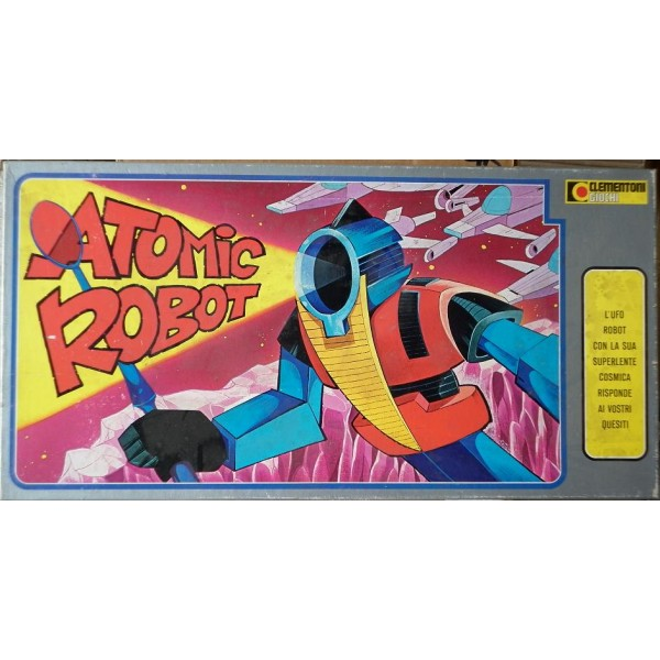 Oldtoys on line gioco da tavolo atomic robot
