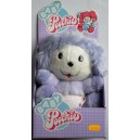 Pupazzo baby Poochie peluche lilla 1986