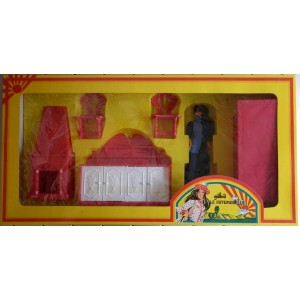 Baravelli dining room playset for Dawn doll