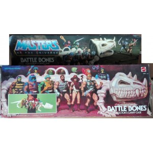 Motu Masters of the Universe Battle Bones 1984