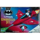 Kenner Batman Returns the Penguin Umbrella jet vehicle veicolo Jet Mr. Pinguino 1991
