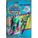 DC Comics Super Powers personaggio Lex Luthor 1984